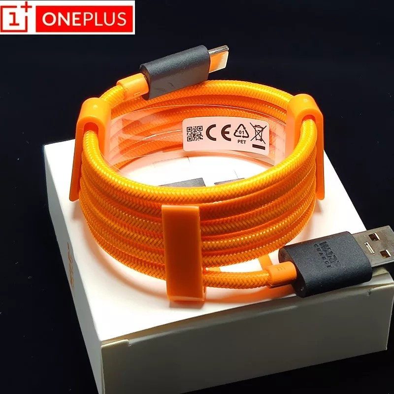 Oneplus Dash Cable Original in Pakistan by www.brandtech.pk
