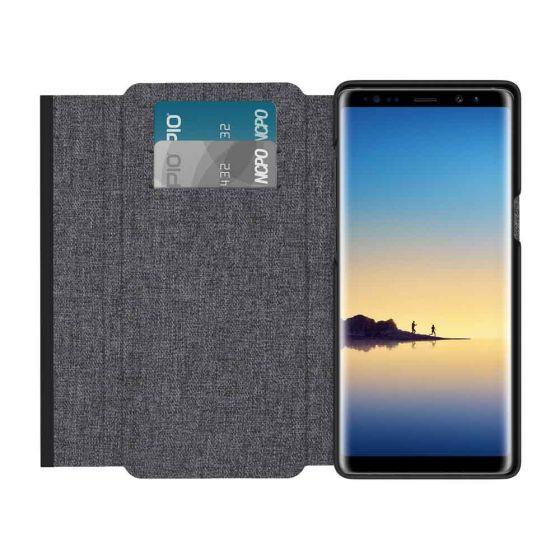 Incipio Carnaby Folio Cover Book Case for Samsung Galaxy Note 8 [SA-902] Pakistan brandtech.pk