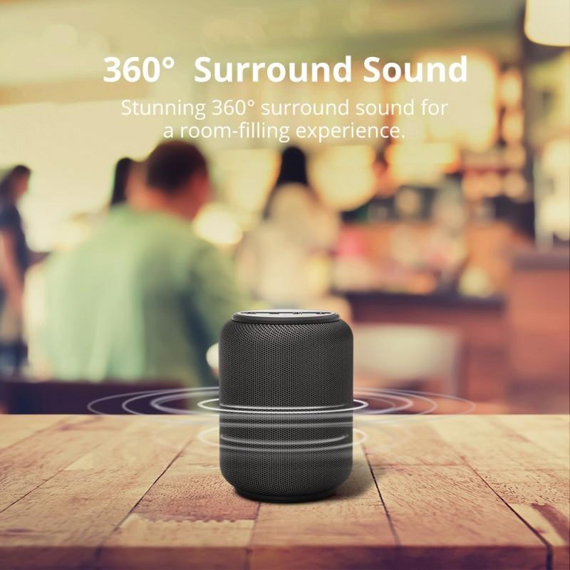 2 Portable Bluetooth speakers Tronsmart T6 mini Red Pakistan brandtech.pk