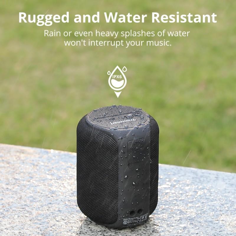 water proof Tronsmart Element T6 Mini Bluetooth Wireless Speaker brandtech.pk